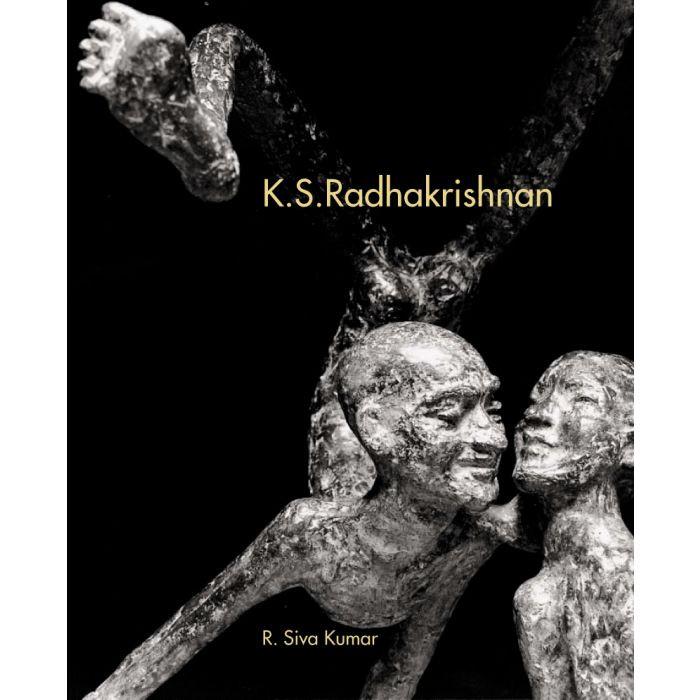 K.S. RADHAKRISHNAN : BOOK ON SCULPTOR