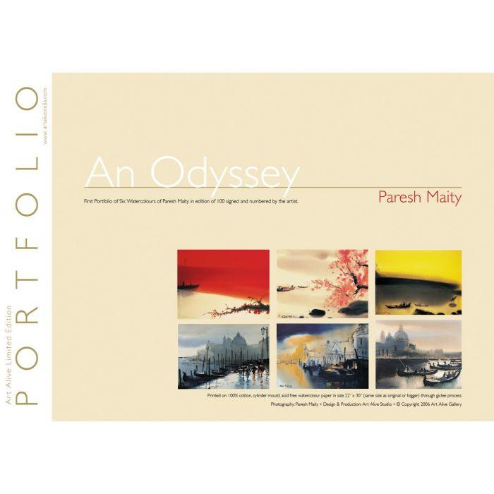 An Odyssey : Paresh Maity